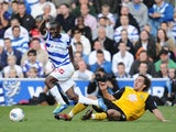 Shaun Wright-Phillips and Gael Givet