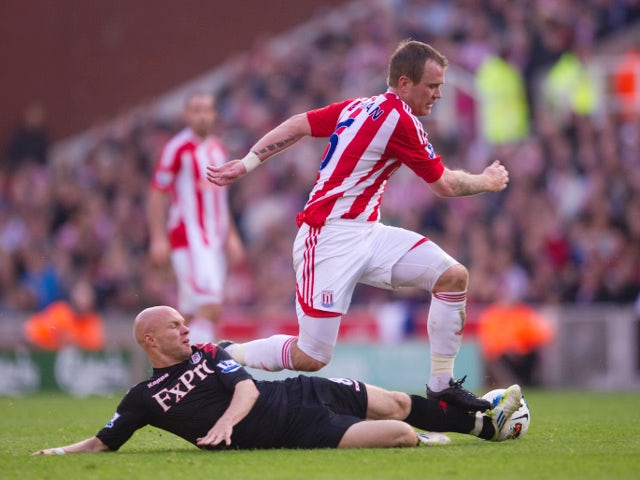Glenn Whelan and Andy Johnson