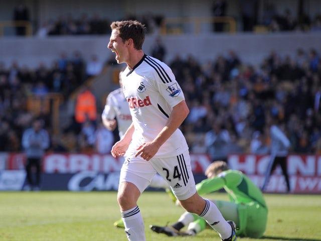 Spurs keen on Joe Allen