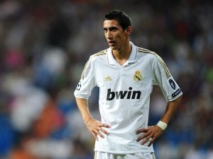 Di Maria pleased with Madrid's display