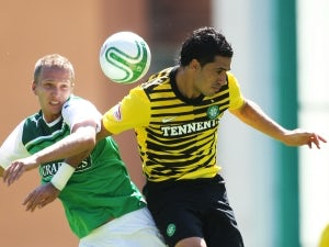 Beram Kayal extends Celtic stay to 2015