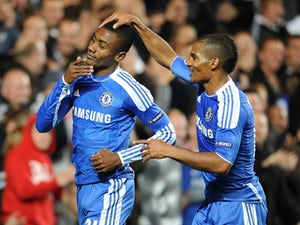 Chelsea's Kalou seeks more game time
