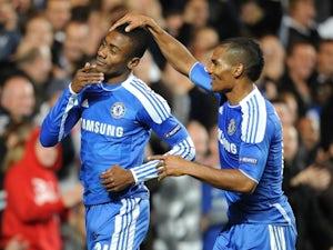 Chelsea's Kalou seeks more game time