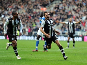 Half-Time Report: Newcastle lead at Anfield