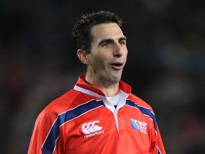 Rugby World Cup final referee named