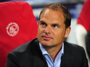 De Boer targets City result