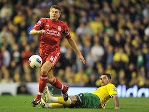 Gerrard defends Dalglish