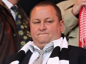 Pardew: 'Give Mike Ashley respect'