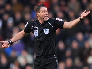 Clattenburg appointed Manchester derby referee
