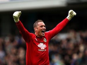 Robinson hoping for Blackburn return