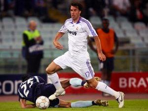 No Madrid celebration for Van Nistelrooy