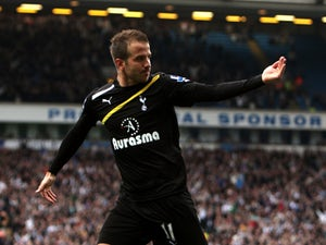 Van der Vaart exaggerated Lewandowski clash