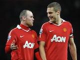 Wayne Rooney, Nemanja Vidic