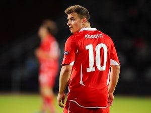 Hamburg winning race to sign Shaqiri