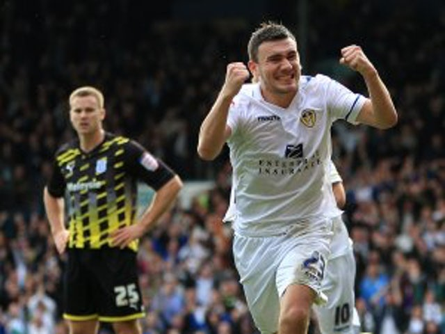 Result: Crystal Palace 1-1 Leeds