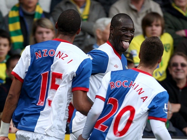 Samba exit could lead Blackburn exodus