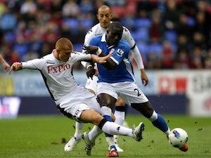 Everton target Diame