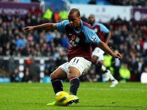 Delph: 'I feared worst for Agbonlahor'