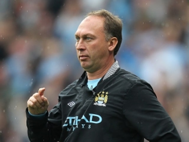 David Platt leaves Manchester City