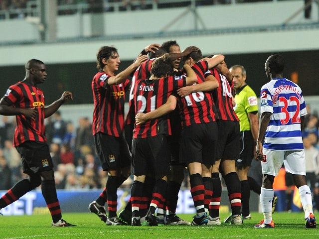 Result: Wigan 0-1 Man City