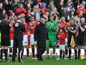 Result: Man Utd 1-0 Sunderland