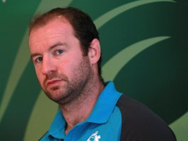 Murphy retires from international rugby
