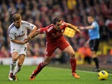 Jose Enrique and Mark Gower