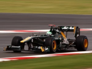 Lotus suspension system banned