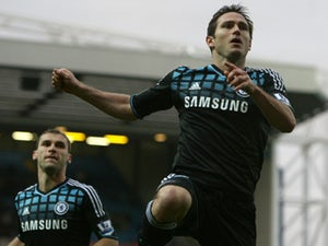 Lampard out for two weeks