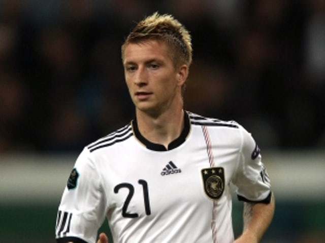 Reus delighted with Germany win