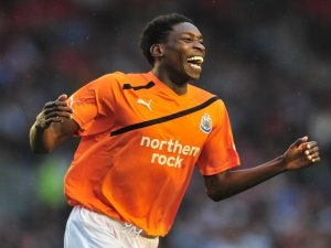 Ameobi out for