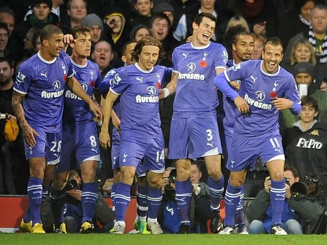 quality design 0a491 db697 Tottenham won't sell Luka Modric or Gareth Bale - Sports Mole