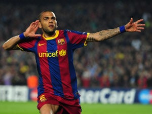 Alves: 'We can compete without Messi'