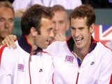 Andy Murray, Ross Hutchins