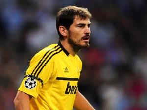 Xavi backs Casillas for Ballon d'Or