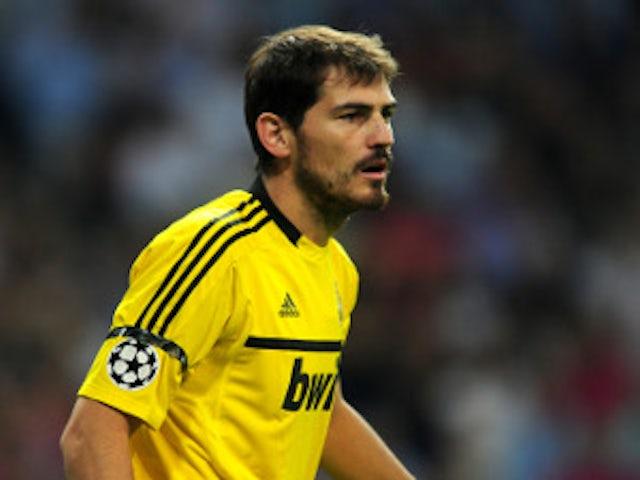De la Red backs Casillas for Ballon d'Or