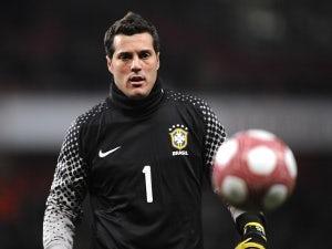 Hughes: 'Cesar as good as Schmeichel'