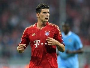 Mario Gomez close to return