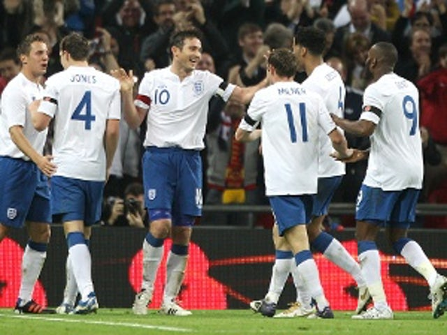 England to play Netherlands friendly