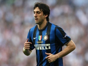 Team News: Palacio, Milito start for Inter