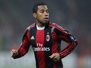 Santos want Robinho return