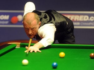 Davis could face Ebdon in WC qualifier