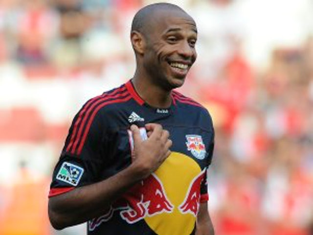 Result: Red Bulls cruise past New England