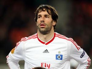 Inter eye Van Nistelrooy?
