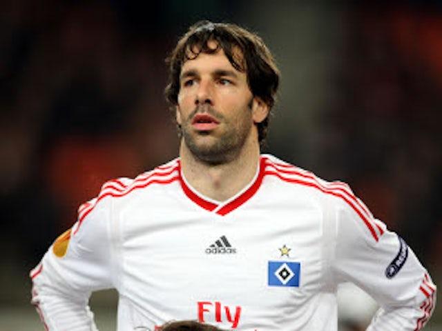 huge discount 41234 d5b95 Ruud van Nistelrooy tips Real Madrid win - Sports Mole