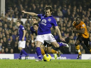 United to offer cash plus players for Baines?