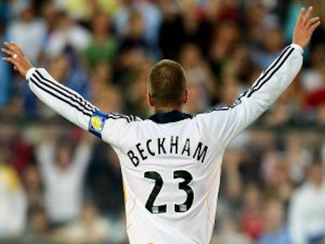 Beckham rules out management