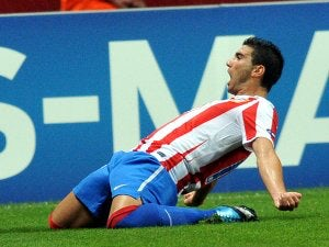 Result: Sevilla draw at Getafe