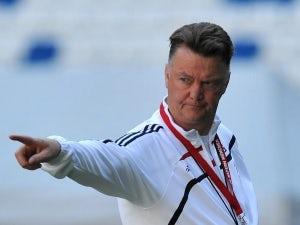 Van Gaal blames Hoeness for Bayern exit