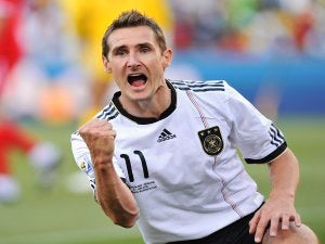 Klose expected to miss Juve clash